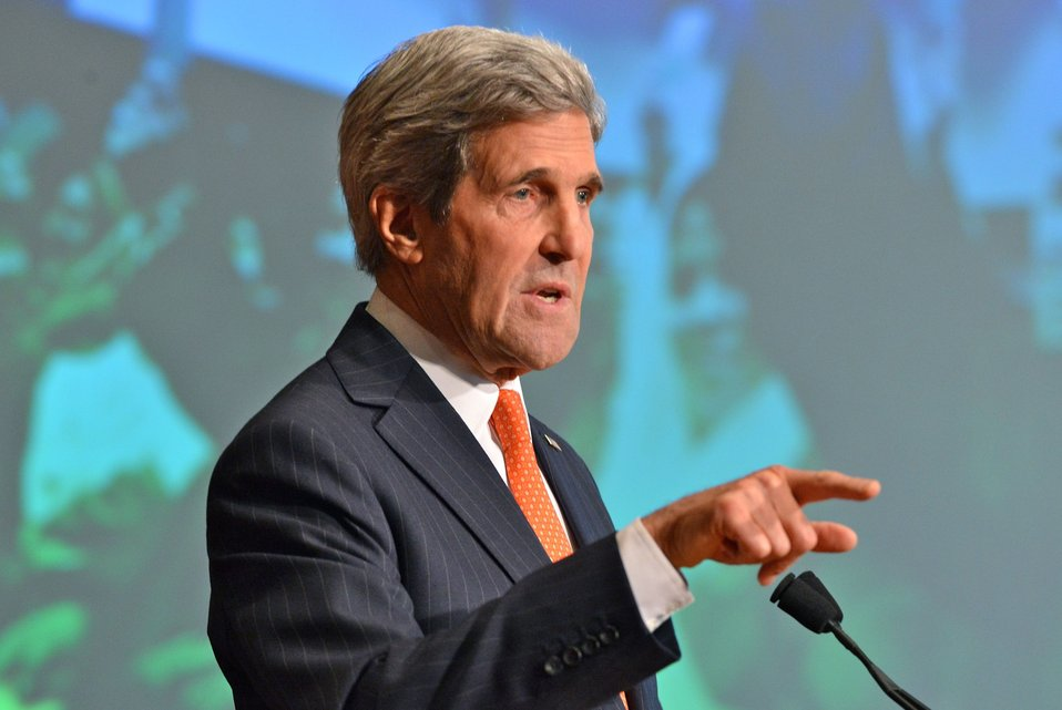 Secretary Kerry Delivers Remarks on Afghan Women