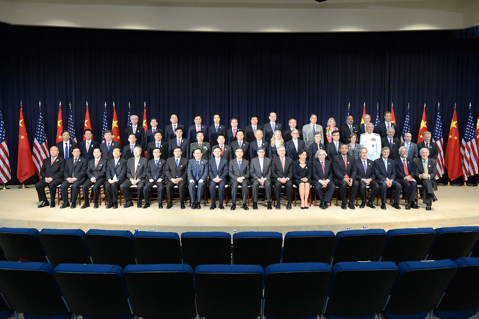 Fifth U.S.-China Strategic and Economic Dialogue
