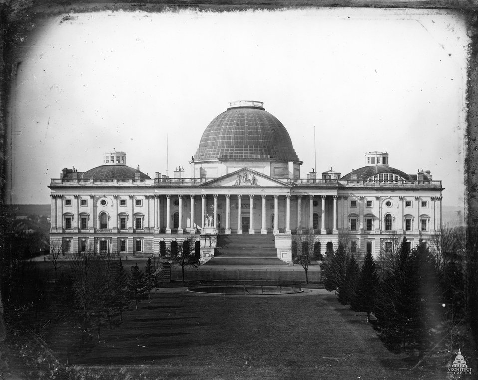 United States Capitol - 1846