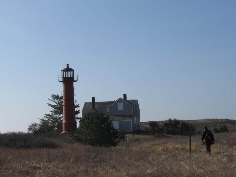 Lighthouse at Monomoy National Wildlife Refuge