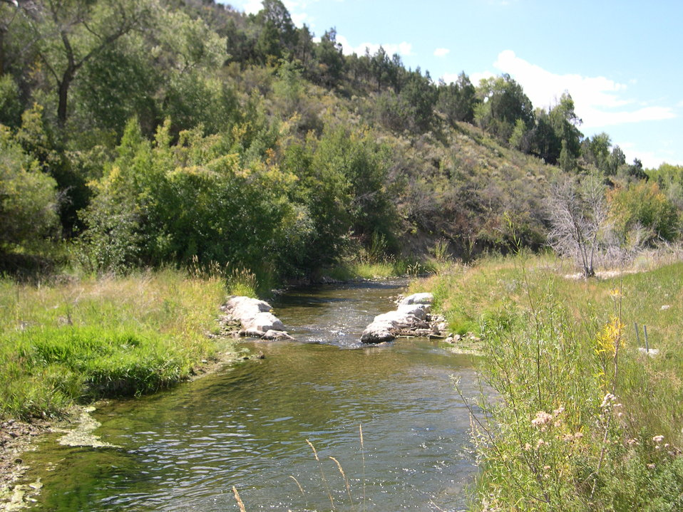 In-Stream Restoration Project in Utah