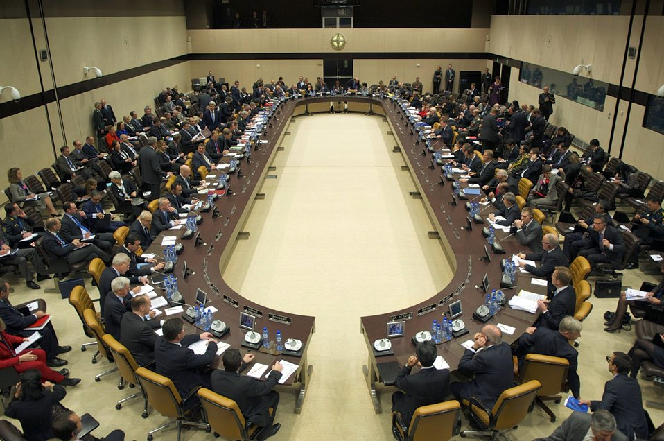 NATO Foreign Ministers and Non-NATO ISAF Contributing Nations Discuss the Security Situation in Afghanistan