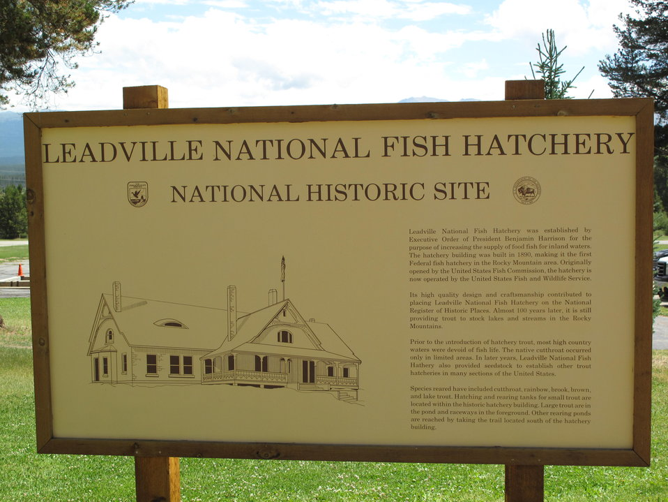 Leadville National Fish Hatchery