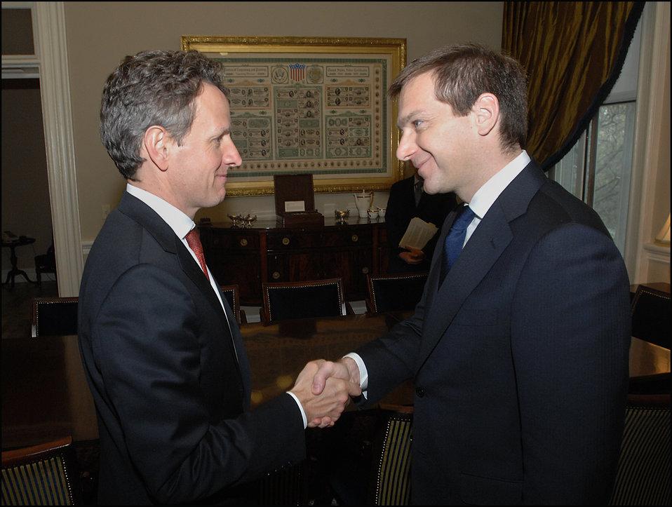 Hungarian Prime Minister Gordon Bajnai