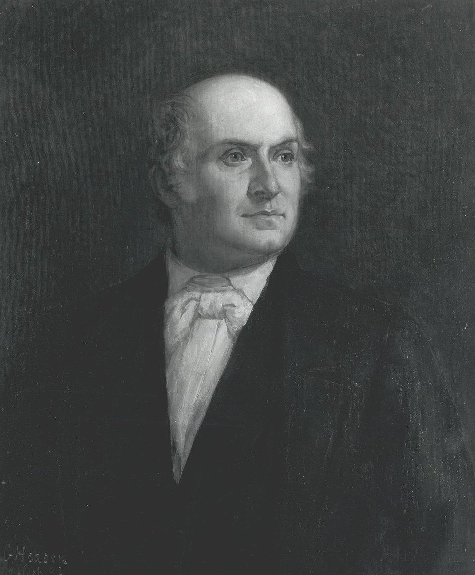 Abel P. Upshur, U.S. Secretary of State