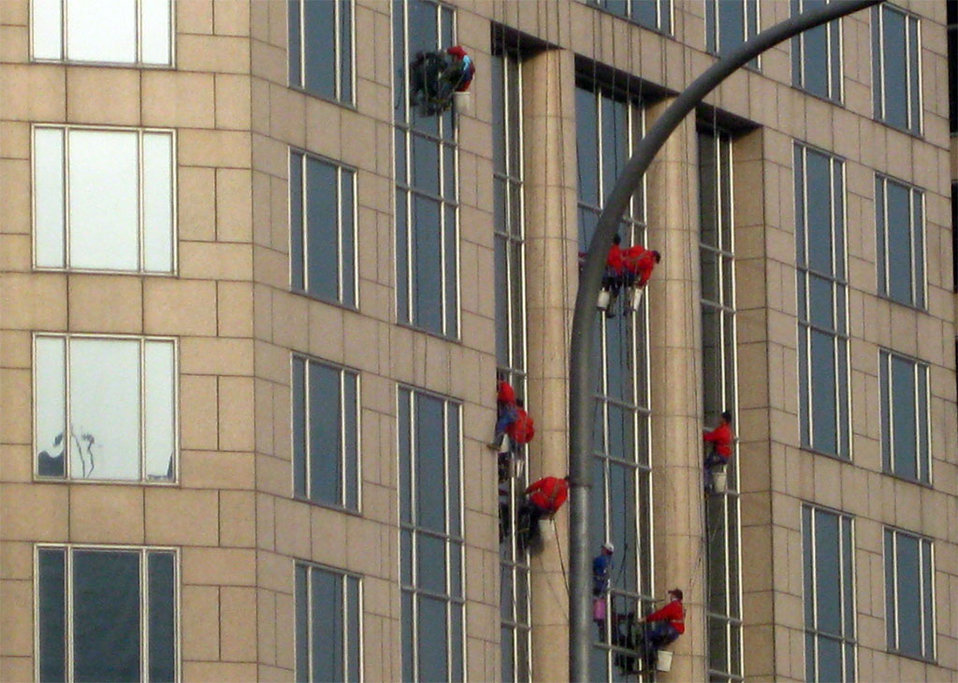 Beijing Window Washers