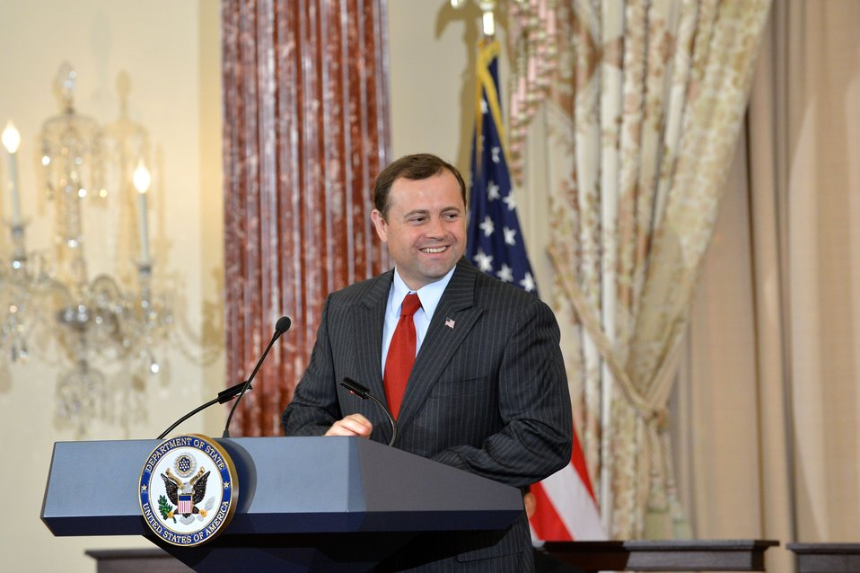 Special Representative Perriello Delivers Remarks at the QDDR Launch