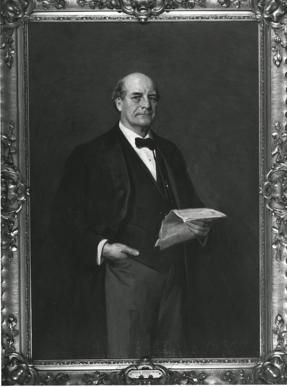 William Jennings Bryan, U.S. Secretary of State