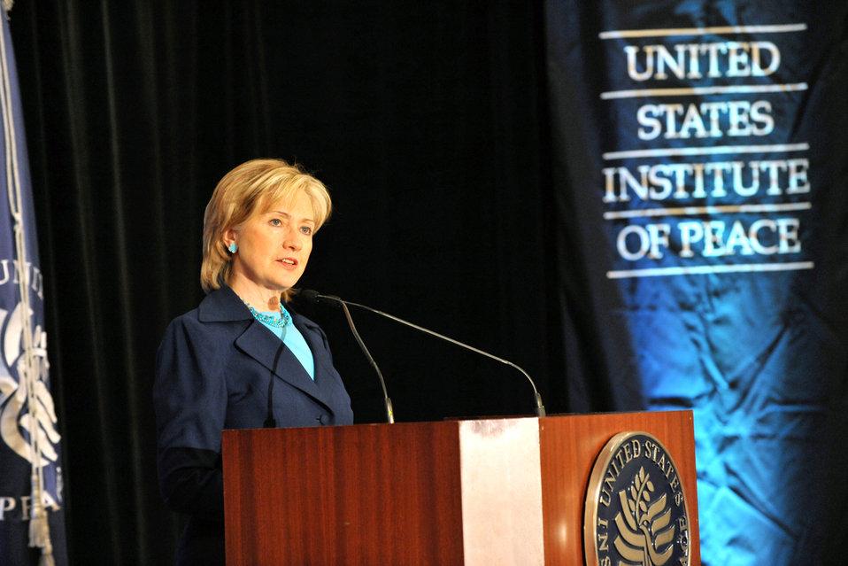 Secretary Clinton Remarks on Nonproliferation