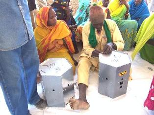 "People Build ""Save-80"" Stoves"