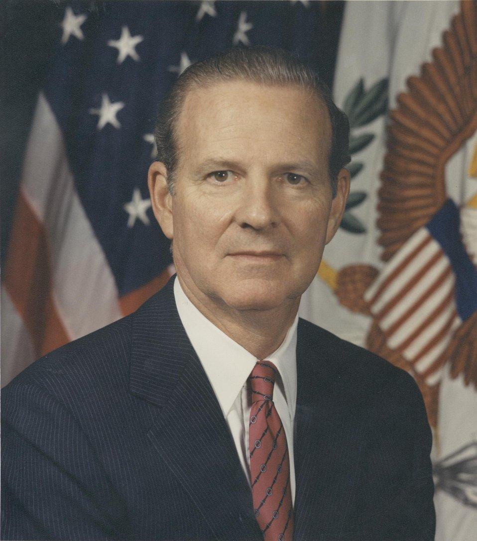 James A. Baker III, U.S. Secretary of State