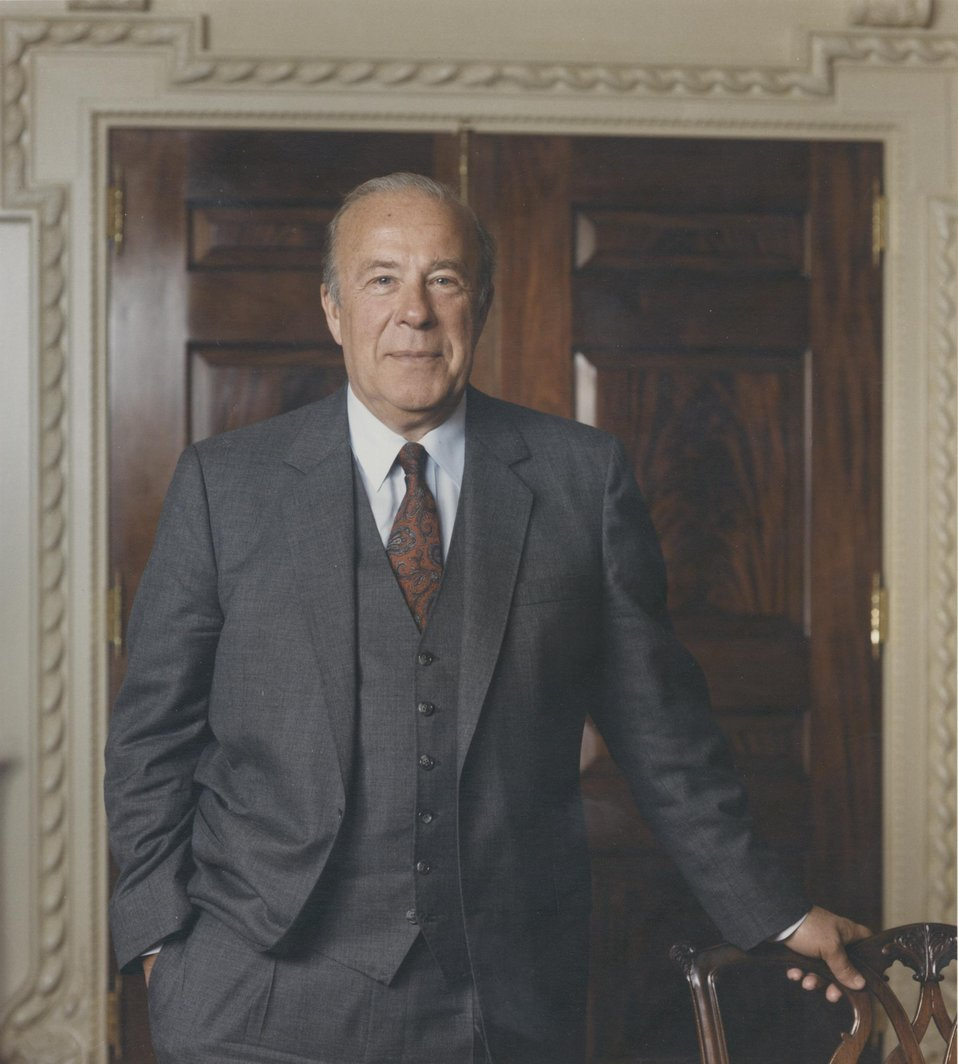 George P. Shultz, U.S. Secretary of State