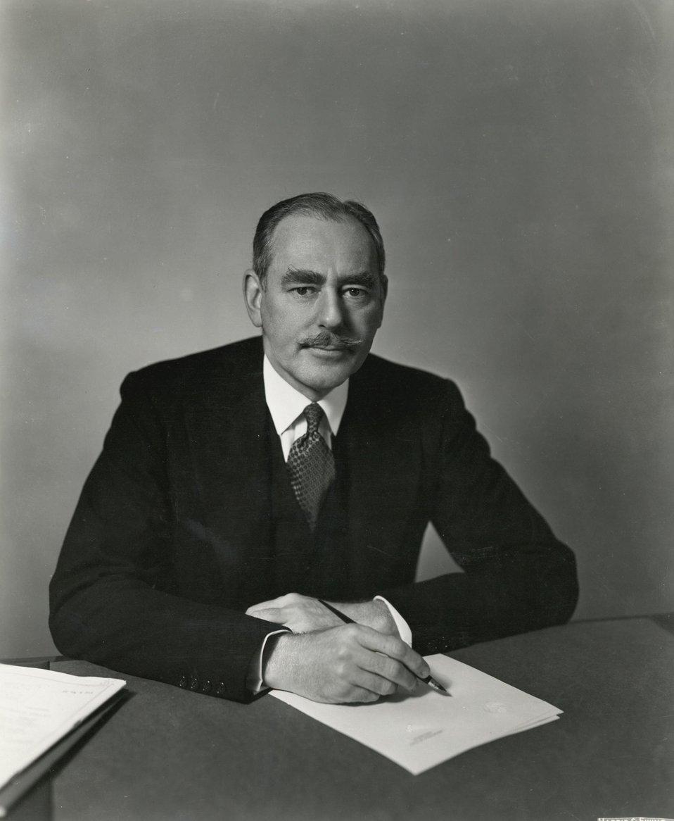 Dean G. Acheson, U.S. Secretary of State