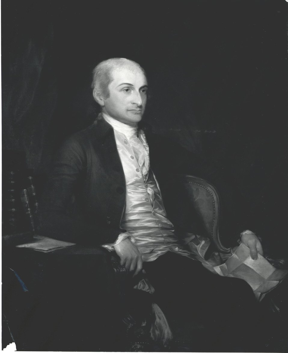 John Jay, U.S. Secretary of Foreign Affairs