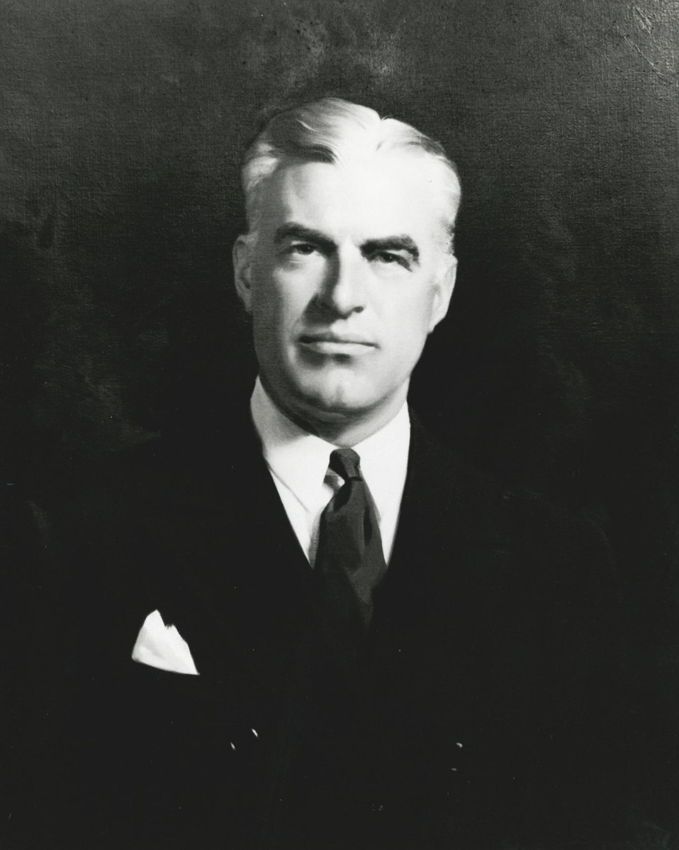 Edward R. Stettinius, Jr., U.S. Secretary of State