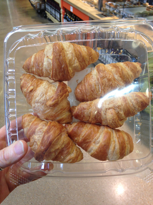 RECALLED – Mini Butter Croissants
