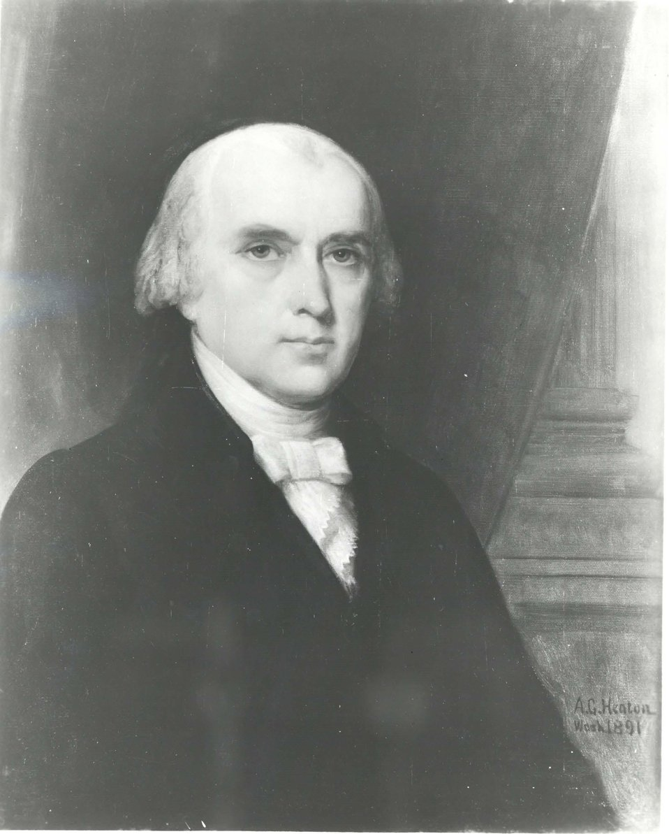 James Madison, U.S. Secretary of State