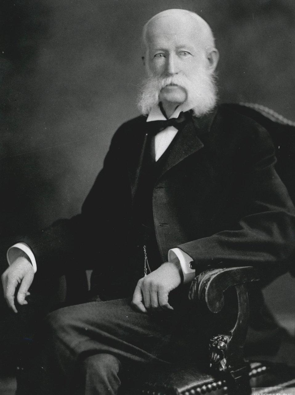 John W. Foster, U.S. Secretary of State