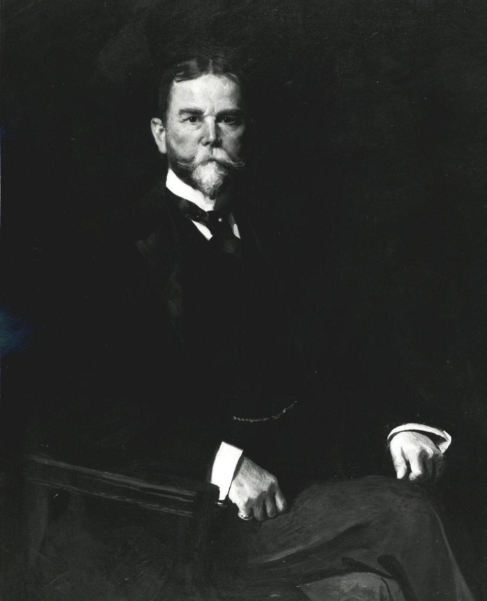 John Hay, U.S. Secretary of State