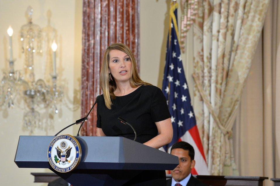 Deputy Secretary Higginbottom Delivers Remarks at the QDDR Launch