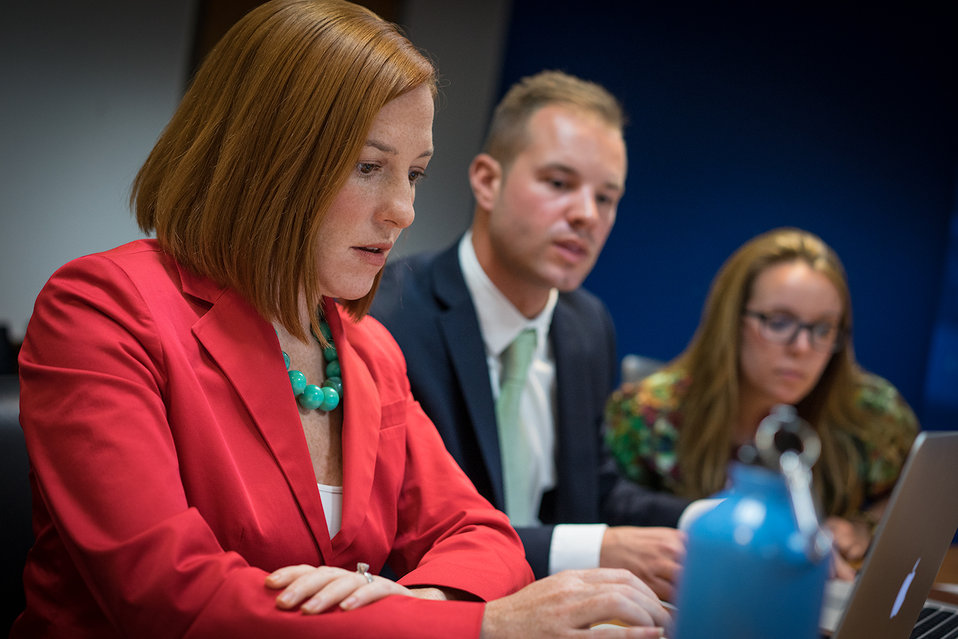 Spokesperson Psaki Responds to #AskJen Questions