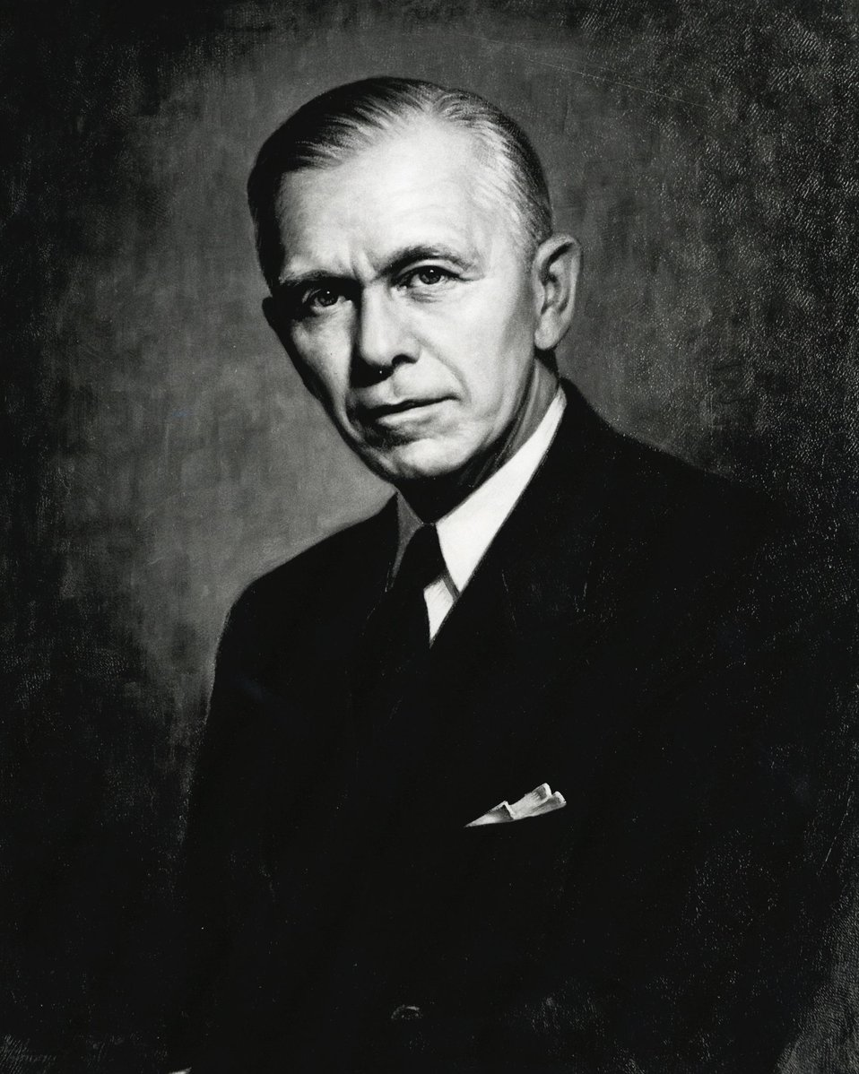George C. Marshall, U.S. Secretary of State
