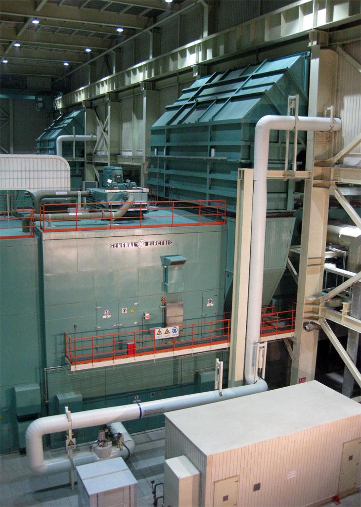 Taiyanggong Gas-Fired Plant