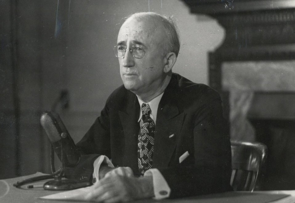James F. Byrnes, U.S. Secretary of State