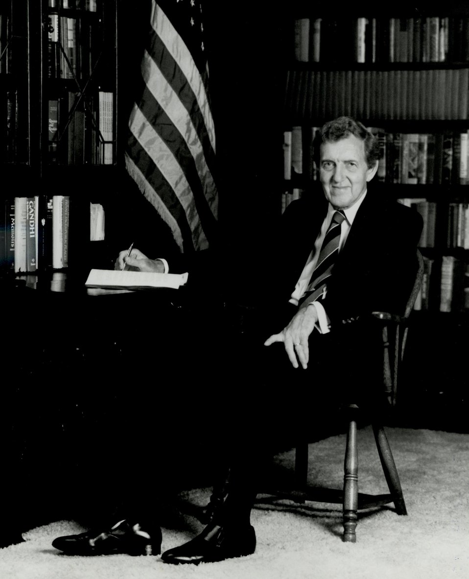 Edmund Sixtus Muskie, U.S. Secretary of State
