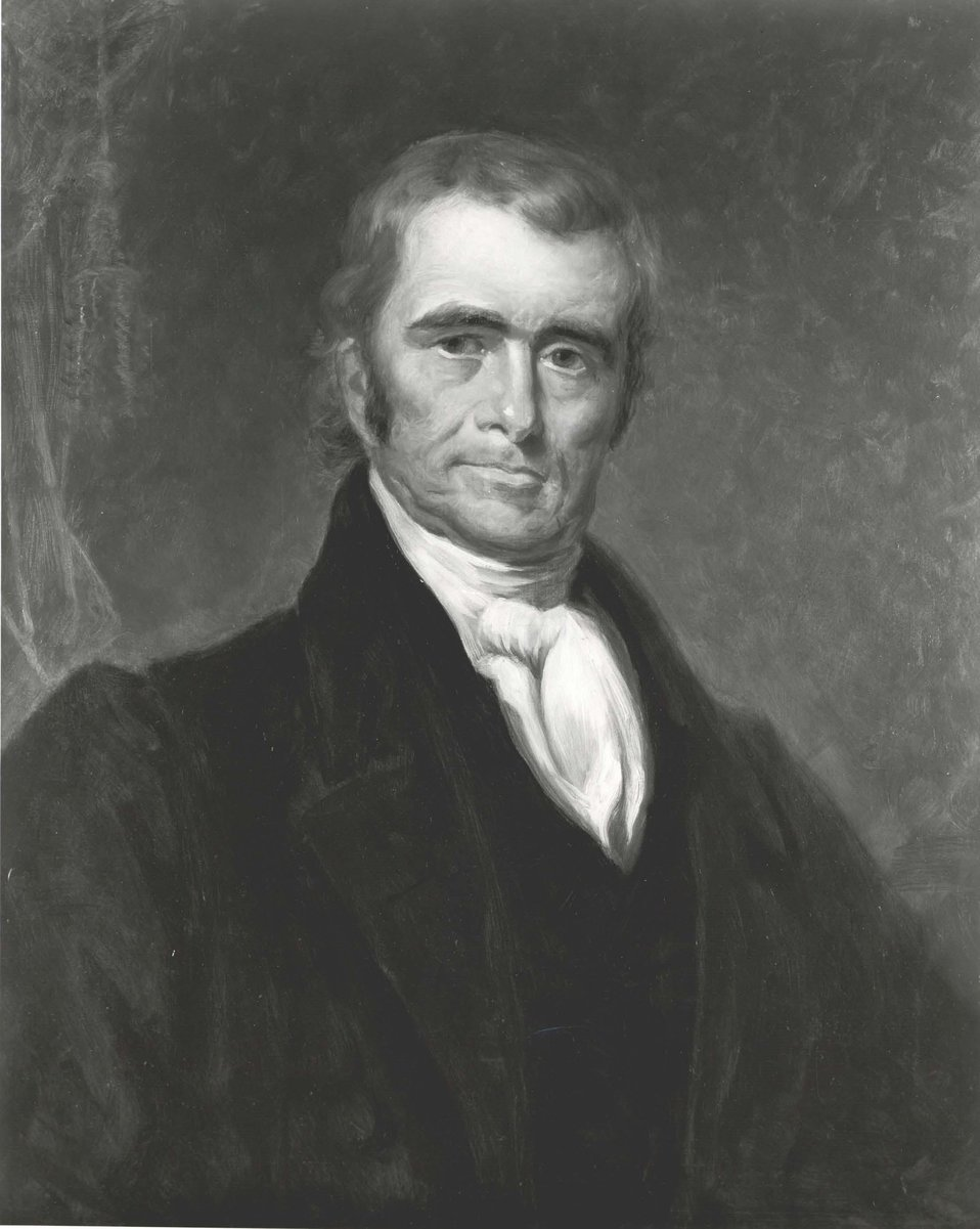 John Marshall, U.S. Secretary of State
