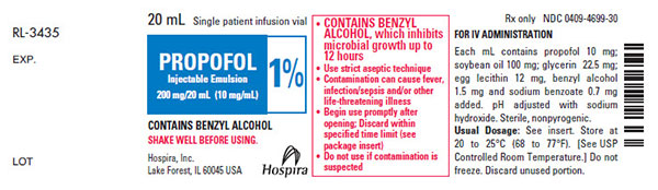 RECALLED - Propofol Injectable Emulsion, USP