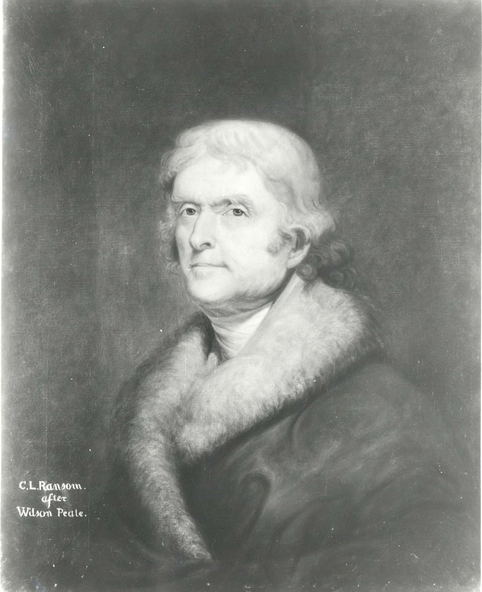 Thomas Jefferson, U.S. Secretary of State
