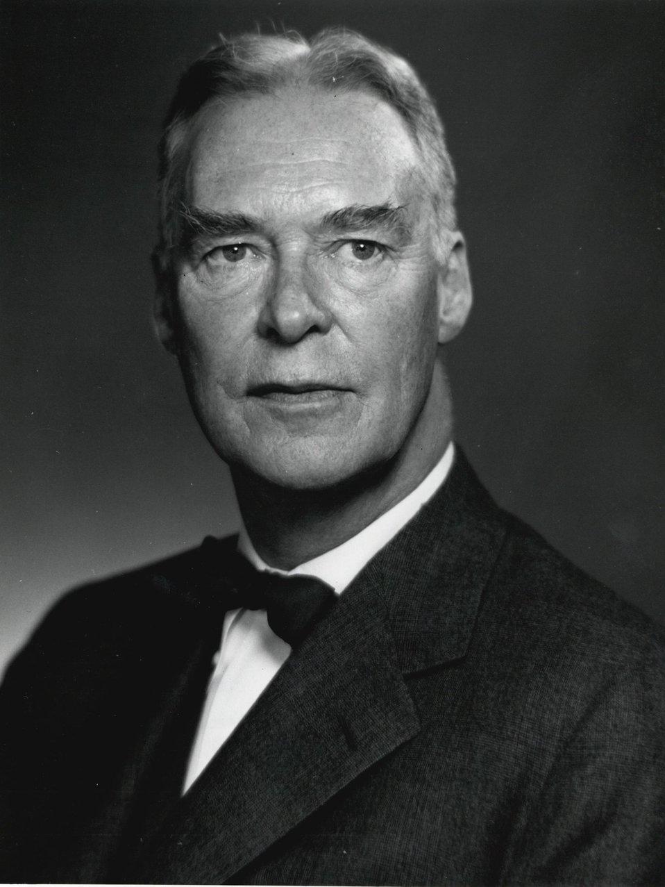 Christian A. Herter, U.S. Secretary of State