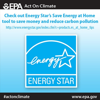 Check out the @ENERGYSTAR Save Energy at Home Tool for tips on how to save energy and cut carbon pollution in each room of your home. #ActOnClimate http://www.epa.gov/earthday/actonclimate/