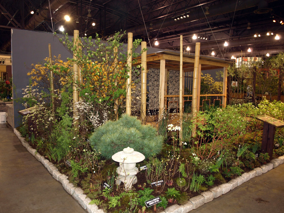 EPA's 2010 Philadelphia Flower Show Exhibit – left side