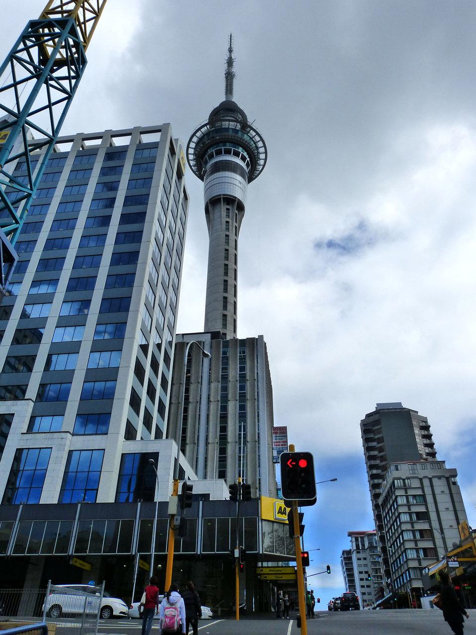 Sky tower 2