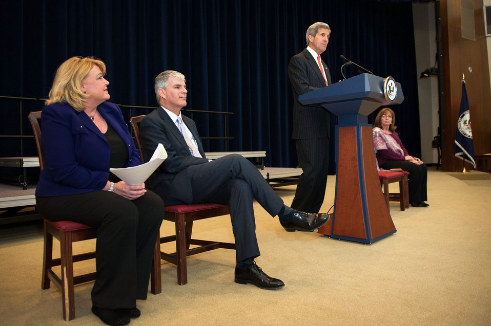 Secretary Kerry Delivers Remarks at 103rd Civil Service Class Swearing-in Ceremony