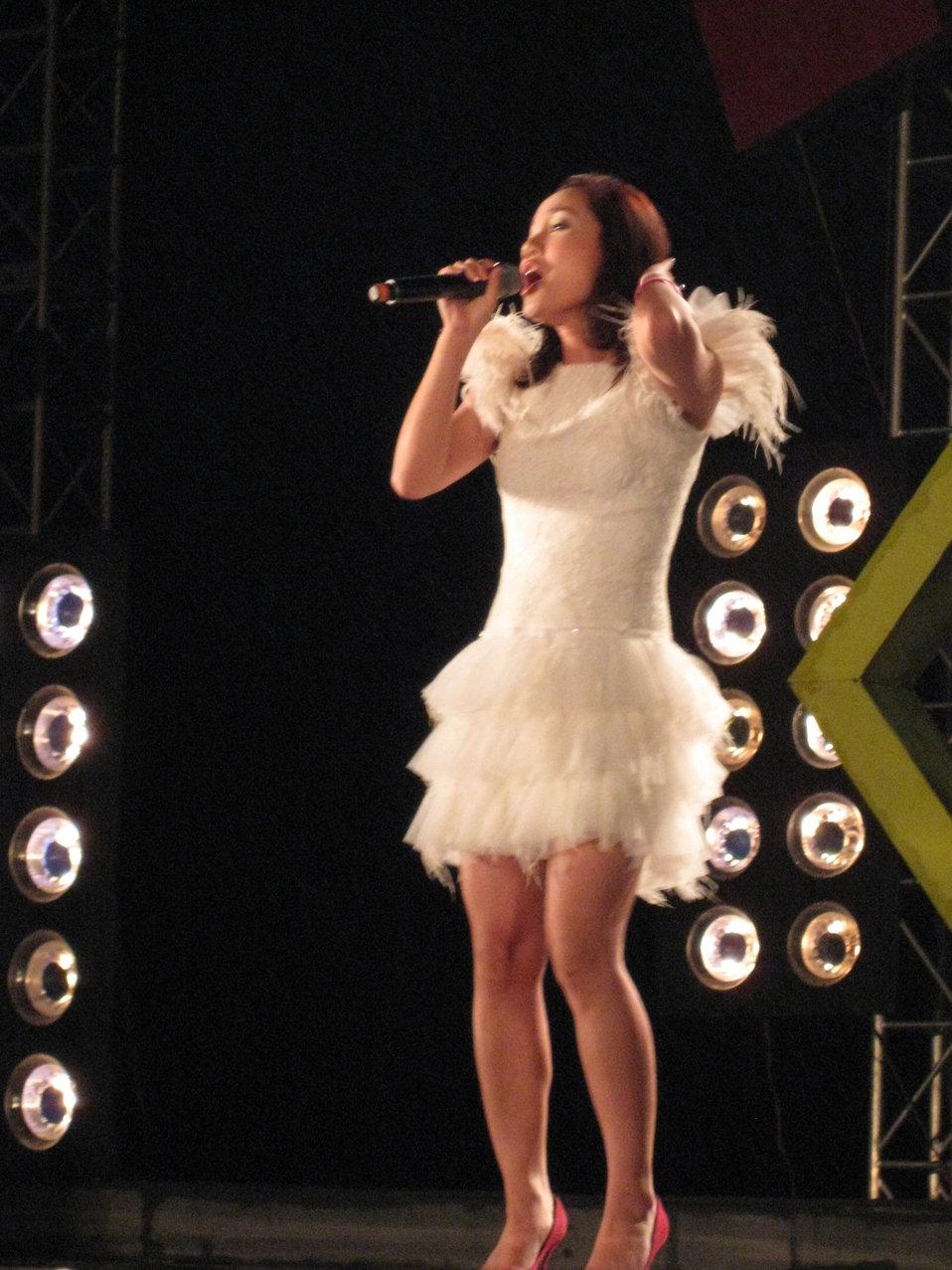 USAID and MTVEXIT Concert Halong Bay