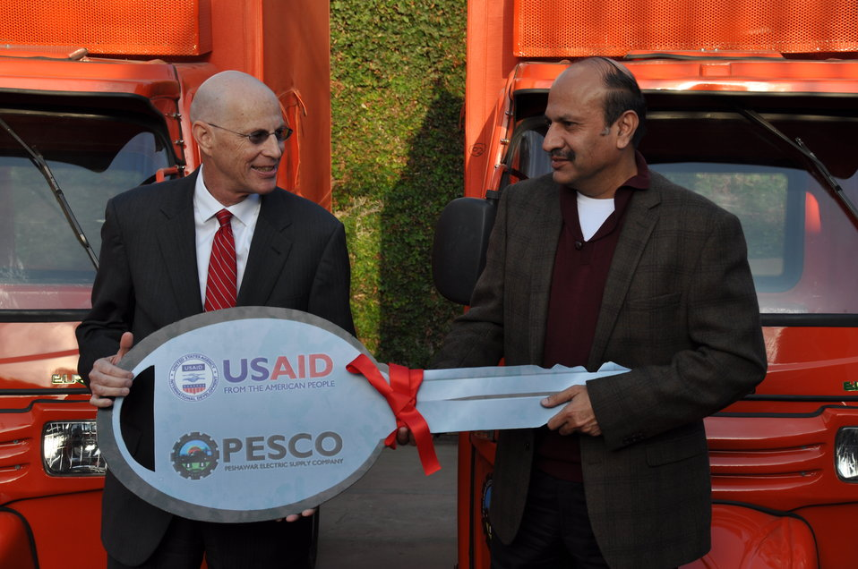 United States Government Strengthens  PESCO Field Operations 09