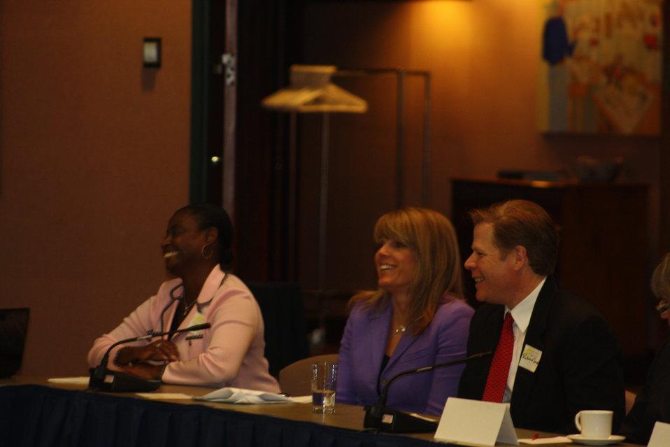 Faith-Based and Neighborhood Partnership launch at Atlanta's Carter Center