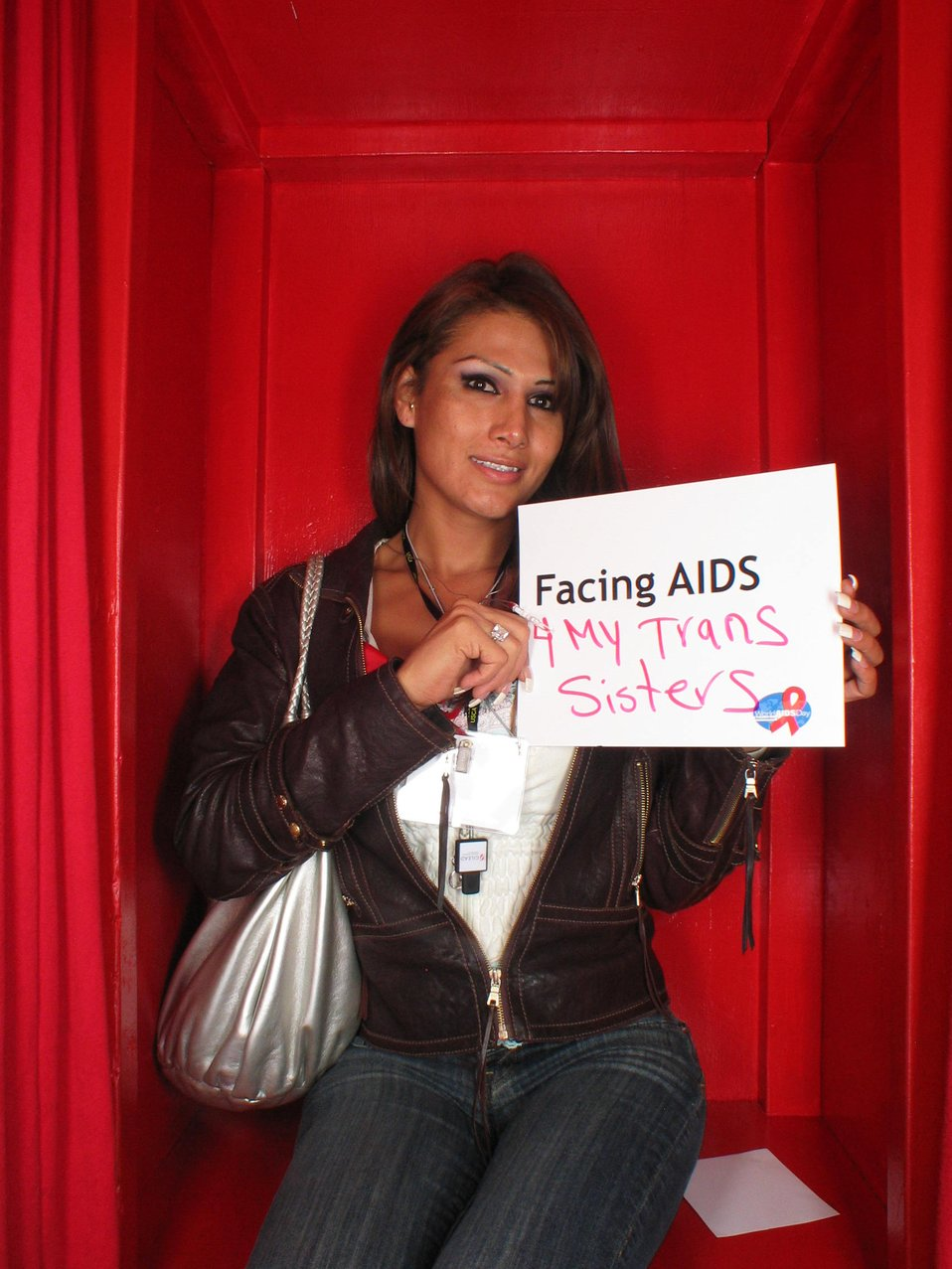 Facing AIDS 4 my trans sisters.