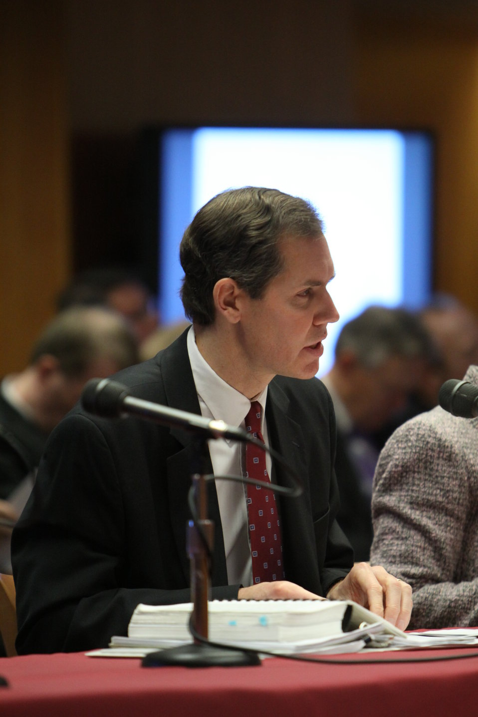Austin Schlick, General Counsel, FCC