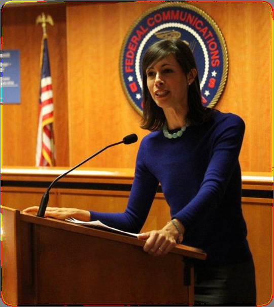 Commissioner Jessica Rosenworcel, FCC