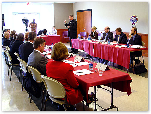 FCC Open Commission Meeting, Keller, Texas, February 10, 2006.