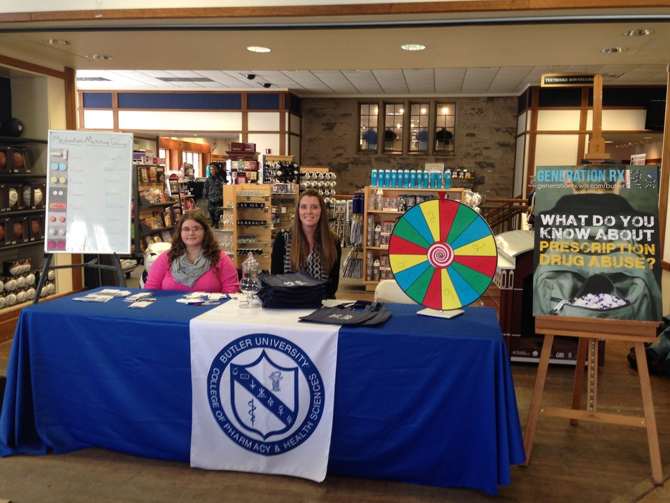BU Generation Rx holds NDFW Event