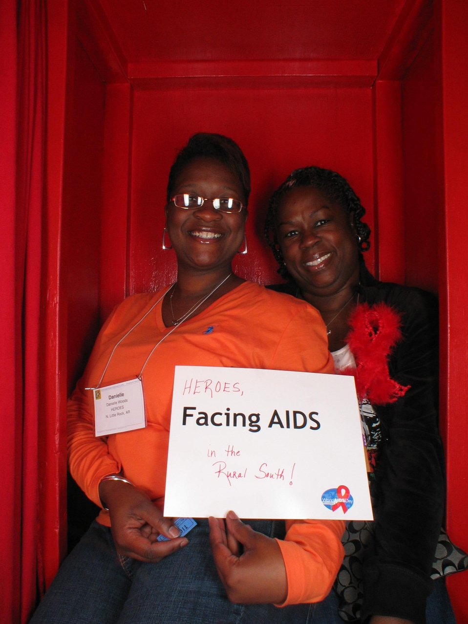 Facing AIDS in the Rural South.