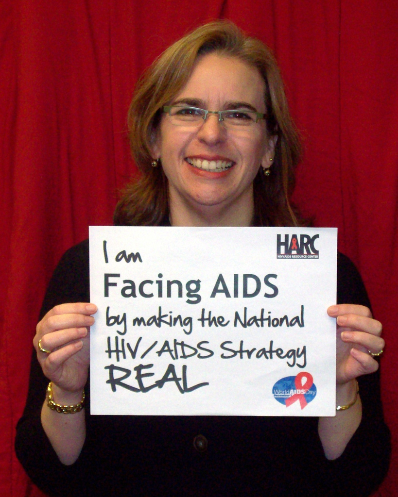 I am Facing AIDS through NHAS-4
