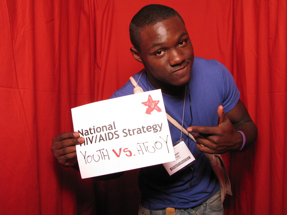 National HIV/AIDS Strategy Youth vs. Youth