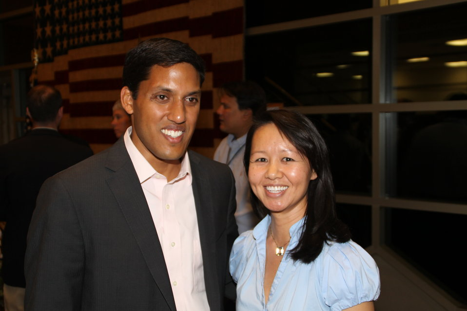 US Embassy Town Hall July 21, 2010