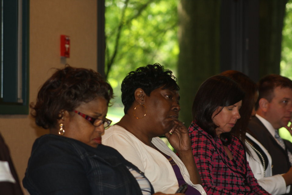Faith-Based and Neighborhood Partnership launch at Atlanta's Carter Center